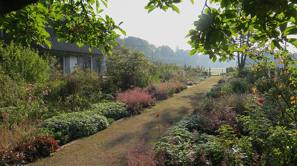 LongBorder at Viller the Garden