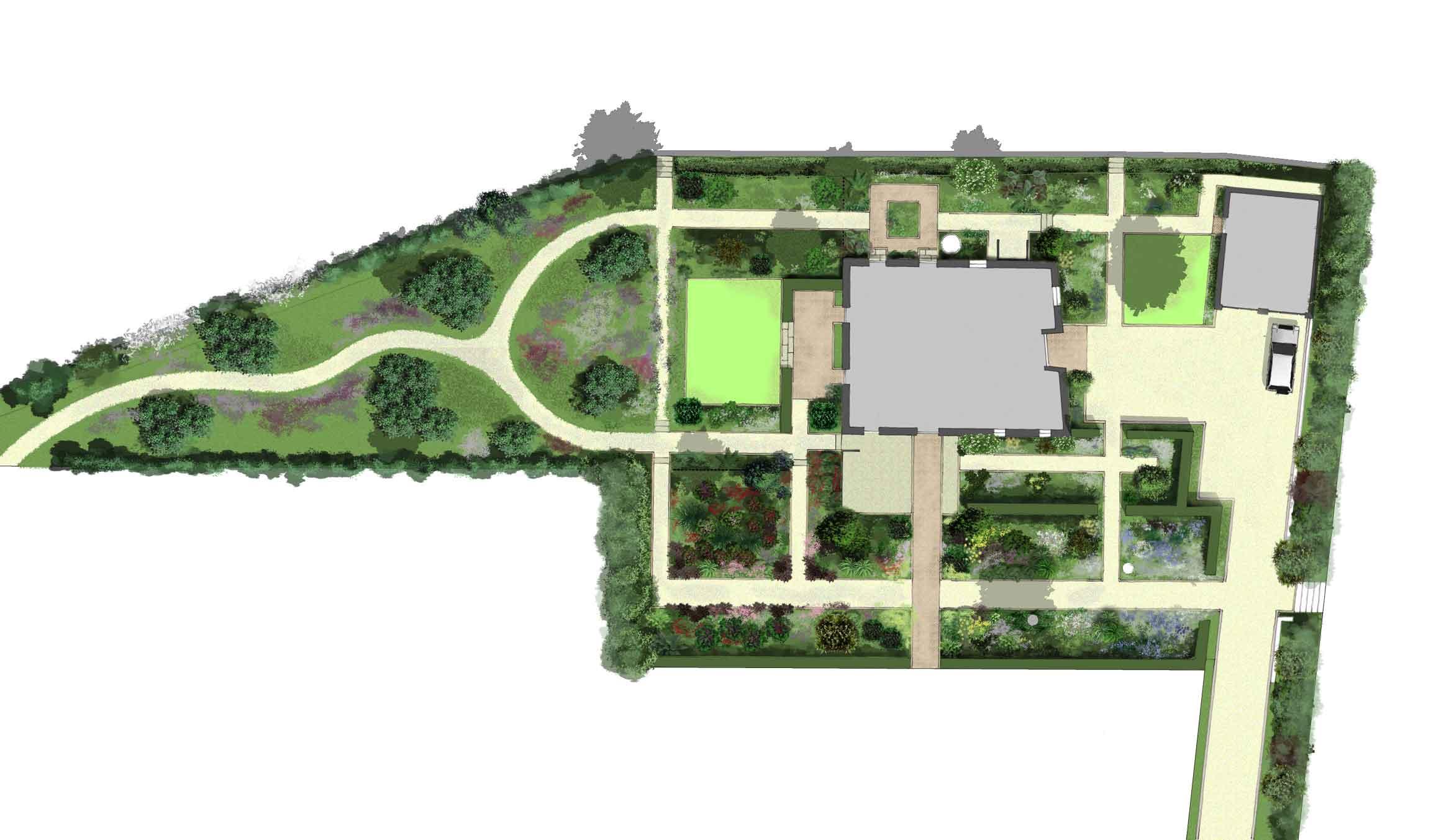 Viller-The-Garden-Map